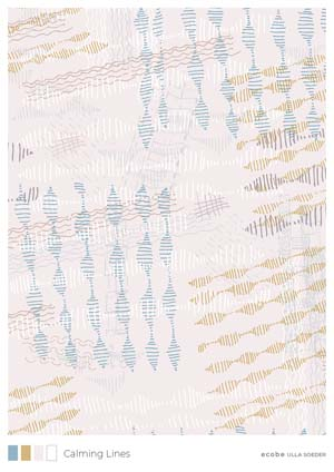 Calming Lines Pattern